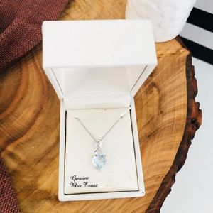 Topaz Pretty Necklace!!!